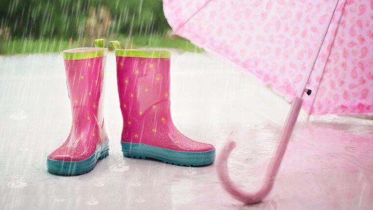 6月の話題「梅雨」