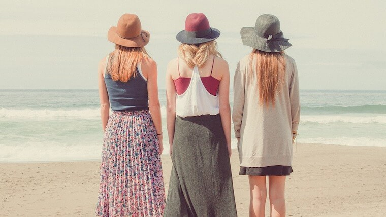 7月の話題・夏のファッション