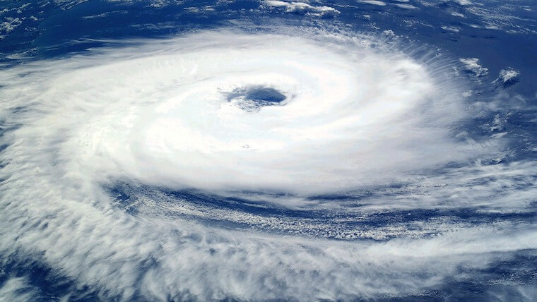 9月の話題 台風